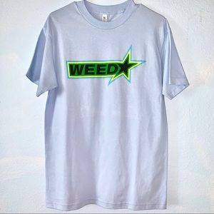 URBAN OUTFITTERS WEED T-SHIRT